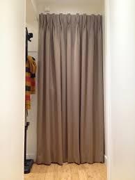 rideau de rideau de porte à têtes flamandes atelier secrea