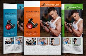 fitness flyer template 7 health and fitness flyers psd eps vector pdf indesign
