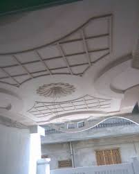 pop designs on roof without ceiling image of home design inspiration