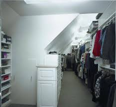 decorations long walk in closet wardrobe attic designs ideas