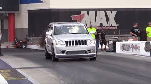 jeep army star video street outlaws star azn shows off his new boosted srt8 jeep
