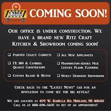 Showroom Invitation Card News Integrity Homes