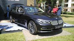 Bmw 7 Series 2016 Interior 2016 Bmw 7 Series Snapped During Indian Customer Preview U2013 Spied