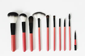 Makeup Basics 10 Must Makeup by Must Makeup Brushes For Beginners Gilians