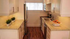 Galley Kitchen Design Ideas Small Kitchen Design Galley Kitchen Layout In White With Crown