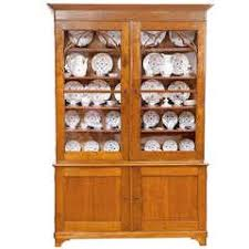 ornate cherry wood bookcase for sale at 1stdibs