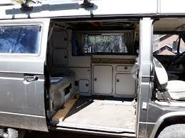 volkswagen eurovan camper interior thesamba com vanagon view topic syncro interior remodel