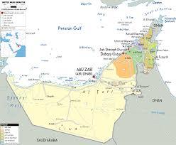 printable abu dhabi road map dubai uae map detail uae road map for travelers abu dhabi map ajman