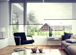 Living Room Window Treatments For Large Windows - contemporary window treatments for living room image of window
