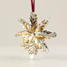 snowflake ornaments for sale order