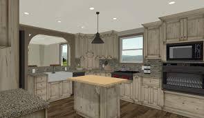 farmhouse kitchen design pictures amanda clutter places 3rd with her 1920 s farmhouse kitchen design