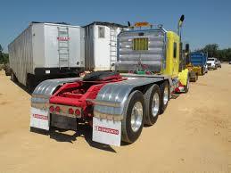 kenworth truck company 2000 kenworth w900l tri axle truck tractor