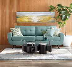 King Koil Sofa Review by Julian Sofa Teal Leon U0027s
