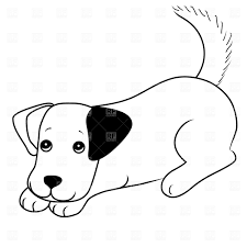 sad puppy cartoon clipart panda free clipart images