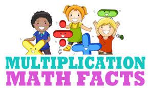 multiplication file folder games