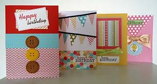 birthday card create easy make birthday card make birthday cards