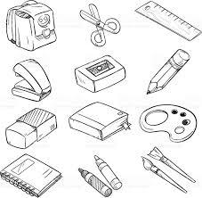 equipment sketch style stock vector art 488832845 istock