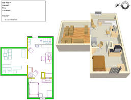 Cad House by Autocad 2d House Plan Drawings Arts