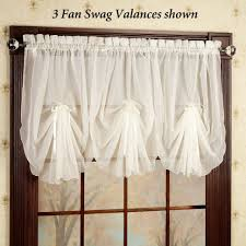 bedroom long curtains with valance maroon colored valances