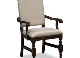 Classic Chair Classic Contemporary Beige Leather Padded Dining Chair With Fancy