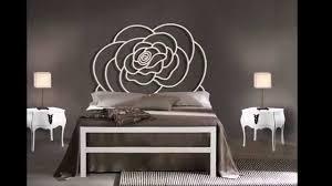 idee deco chambre a coucher lits modernes en métal idées pour la décoration chambre à