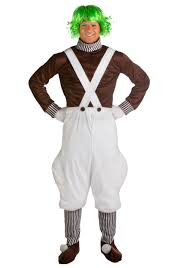 plus chocolate factory worker costume halloween 15 pinterest