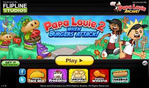 jeux de cuisine papa s jeux de cuisine papa louie pancakeria 58 images pizzeria de