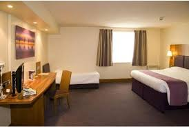 Premier Inn Fort William Hotel Fort William - Family room at premier inn
