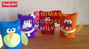 creation avec des rouleaux de papier toilette tuto animaux en rouleaux de papier toilette youtube