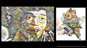 Deep Dream Styles by Jimi Hendrix Moebius S Trip Deepstyle S Youtube