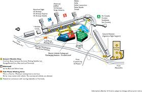 washington dc airports map directions to ronald washington national airport dca