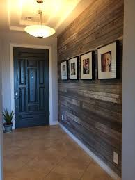 unique wall decor ideas home entry with unique door and wood wall entryways homechanneltv com