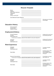 How To Write A Resume For Warehouse Job by Curriculum Vitae Format Sample Of Resume Create Resume Free