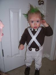 Boy Toddler Costumes Halloween 1 Easy Oompa Loompa Costume Oompa Loompa Costume