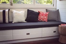 Diy Bench Seat Diy Project Bench Seat Cushion Sewthispattern By Nine Stitches