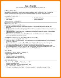 Example Career Objectives For Resume by Career Objective Examples In Customer Service