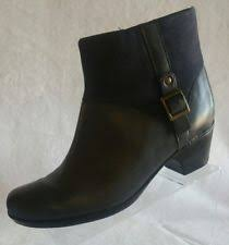 clarks womens boots size 12 clarks s ankle boots us size 12 ebay