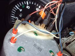 porsche 911 928 944 dashboard gauge repair and refurbishment