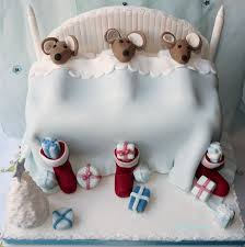 simple ideas to decorate a christmas cake home interior design