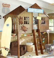 Bunk Bed House Tree House Bunk Beds At Home And Interior Design Ideas