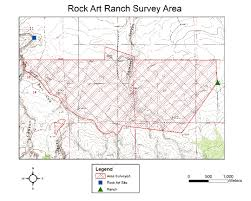 Winslow Arizona Map by Rock Art Ranch 2014 Research Progress Report The Of