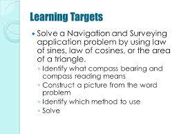 section 9 5 navigation u0026 surveying ppt video online download