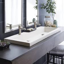 bathroom cabinets floating bathroom sink wall hung sink shallow