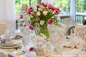 table decorations for easter lush decorating ideas easter dining table nterpiece also white