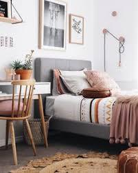Scandinavian Inspired Bedroom A Warm Pastel Scandinavian Style Bedroom Home Decor Pinterest