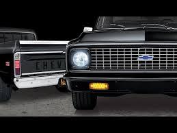 led lights for pickup trucks upgrade to exterior led lighting for your truck or suv lmc truck