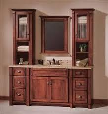 Bathroom Vanity With Linen Cabinet Bathroom Vanities With Linen Towers 36