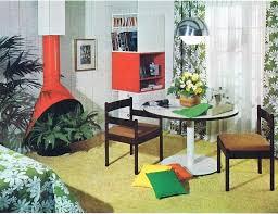 Mod Home Decor Mod Home Decor Mod Interior From Vintage Home Magazine
