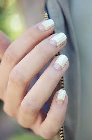 105 best half moon nail art images on pinterest half moons moon