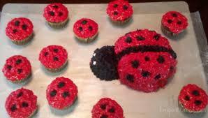 ladybug birthday cake how to make a ladybug birthday cake make memories and save money